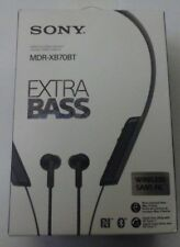 Sony - MDR-XB70BT Extra Bass Wireless In-Ear Headphones - Black