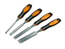 Silverline 633495 Expert Wood Chisel Set 4pc 4pce