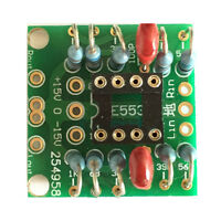 Dual OP Amp Preamp DC Amplification Empty Board NE5532/OPA2134/OPA2604/AD826 BBC