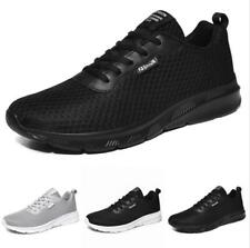 Men Leisure Sneakers Shoes Trainer Gym Mesh Breathable Sports Non-slip Fitness B