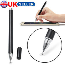 Thin Capacitive Touch Screen Pen Stylus For iPhone iPad Sony PDA Phone Tablet UK
