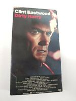 Dirty Harry VHS, 1993 Clint Eastwood