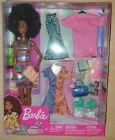 Mattel Barbie *Fashionistas ? * AA Barbie mit Zubehör * OVP