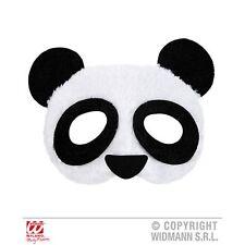 Plush Panda Mask Animal Zoo Bear Fancy Dress Costume Accessory Prop