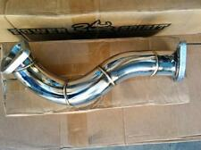 SALE- STAINLESS STEEL EXHAUST OVER PIPE FOR TOYOTA 86 GT86 FT86 /FIT SUBARU BRZ