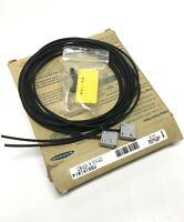 Banner 45077 Plastic Fiber Optic Opposed Mode 90° Threaded Tip PIAT46UM.4X.4MT