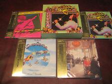 KINKS IN SHOWBIZ 4 RARE JAPAN OBI REPLICA HD K2 CODING CD BOX ONE TIME PRICE