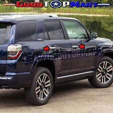For Toyota 4RUNNER 2010 11 12 13 14 15 16 17 18 Chrome 4 Door Handle Covers w/o