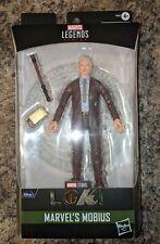 """Hasbro Marvel Legends Series: Loki Marvel's Mobius 6"""" Figure *Imperfect Box*"""