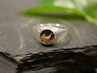 Großer 925 Sterling Silber Ring Mit Dem Logo Der Firma Nike Große Größe Unisex