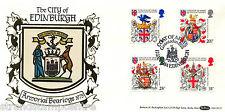 1984 Heraldry - Benham BLS (84) 1 Edinburgh Official - Cat £30 !