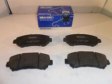 Front Brake Pads Set To Fit Nissan Qashqai inc +2 X-Trail Juke 07-On BRAKEFIT