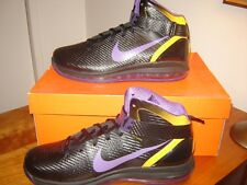 2010 Nike Air Force Max Hyperdunk '10  Shoes 407649 001  Deadstock  Size 12
