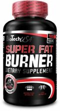 Biotech USA super Fat Burner - 120 Tabs