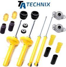 TA-Technix Amortiguador Deportivo Kit + cojinete & Polvo > VW GOLF 4 / SEAT