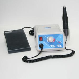 Dental Lab MARATHON Micromotor Polisher ECO N7R with SH37LN 45000 RPM Handpiece