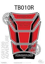 Bmw Gs R1200 Aventura Tank Pad Rojo (tb010r)