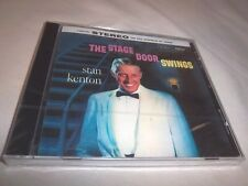 STAN KENTON-THE STAGE DOOR SWINGS-24 BIT MASTER-EMI 724347755224 NEW SEALED CD