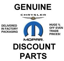 Discount Genuine Mopar Windshield Wiper Blade 68002393AA - Jeep