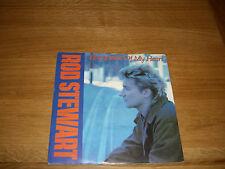 "Rod Stewart-every beat of my heart.7"""