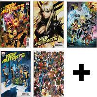 NEW MUTANTS #1,2,3++ Variant, Incentive, Exclusive+ ~ Marvel Comics