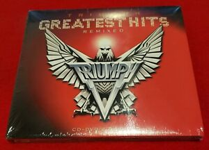 TRIUMPH - Greatest Hits Remixed - CD+DVD
