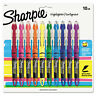 Sharpie Accent Liquid Pen Style Highlighter Chisel Tip Assorted 10/Set 24415PP