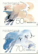 Nederland Maximumkaart(en) R41-42 W afgestempeld op 1e dag van uitgifte 1982