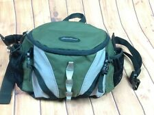 Eddie Bauer Waist Bag Pack Hip Fanny Pack Hiking Outdoor Athletic Camping Green