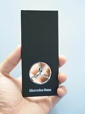 Key Chain Double Sides Mercedes-Benz Logo Metal Keychain Key Ring