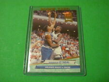 SHAQUILLE O'NEAL RC 1992-1993 FLEER ULTRA CARD NUMBER 328