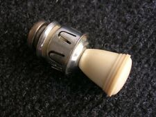 VW CIGARETTE LIGHTER VOLKSWAGEN IVORY AUTOFUM COX BUG BEETLE KÄFER 1200 OVAL NOS