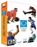 Athens 2004 - PC - Video Game - VERY GOOD
