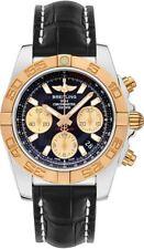 Breitling Chronomat 41 CB014012/BA53-729P Steel & 18K Rose Gold Automatic Watch