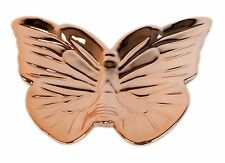 Gorgeous Copper Colour Butterfly Trinket Tray Jewellery Dish