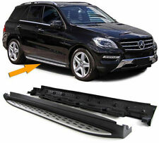 For Mercedes Benz ML/GLE W166 Side Step Bars/Running Boards 11-19