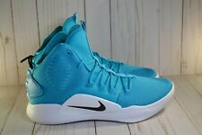 Nike Hyperdunk X 2018 TB Men's Basketball Shoes AT3866-402 Brisk Blue SIZE 11.5