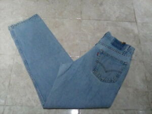 LEVI'S 550 Relaxed Straight MOM Boyfit Jeans  , size 14 UK,  33W 32L