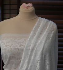 """Crafts By the Metre Lace 60"""" Fabric"""
