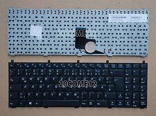 FOR Clevo P150HM W150HR P170HM P180HM X7200 Keyboard German Tastatur No Frame