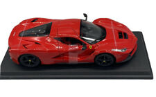 OFFICIALLY LICENSED LAFERRARI FERRARI RED MAISTO 1/18 DIECAST MODEL CAR NIB