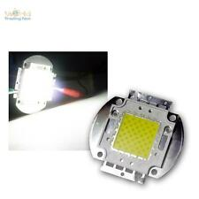 5 Stk LED Chips 50W Highpower kalt-weiß superhell  Power LEDs cold white 50 Watt