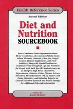 Diet & Nutrition 2nd Ed (Health Reference), , New Book
