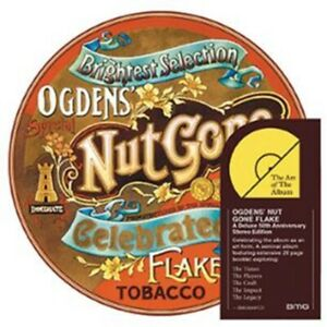 Small Faces - Ogdens Nut Gone Flake - 50th Anniversary CD Mediabook