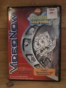 VideoNow Video Now Spongebob Squarepants Hooky & Mermaidman and Barnacleboy II