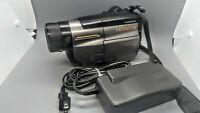 Hitachi VM-E635LA 8MM x32 Video Camcorder Camera 32X Digital Zoom Lot (TESTED)