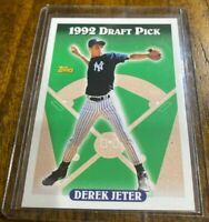1993 Topps Derek Jeter New York Yankees #98 RC Rookie