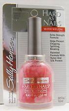 Sally Hansen Hard As Nails w/ Nylon Nail Polish - Bubbles Creme