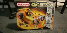 Meccano Xtreme Pull Back Motor Car (#5820) *USED*
