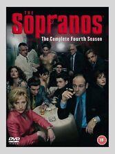 The Sopranos Complete 1999  HBO Season 4 James Gandolfini Brand New Sealed DVD